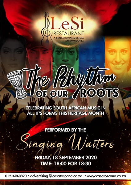 THE RHYTHM OF OUR ROOTS