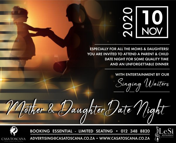 Date Night   MOTHER DAUGTER NOV