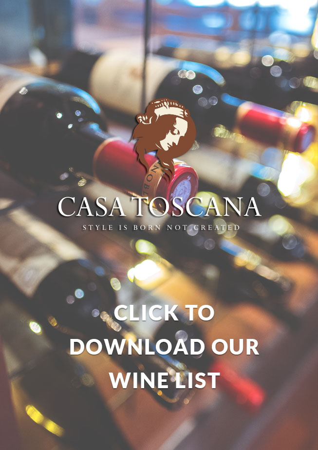View Our Wine List